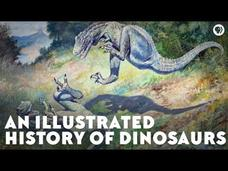 An Illustrated History of Dinosaurs Video