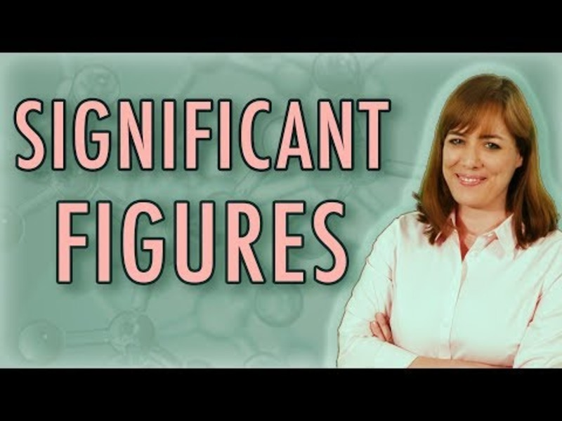 Significant Figures | Add, Subtract, Multiply and Divide Sig Figs Video