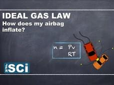 Gas Stoichiometry: How Does an Airbag Work? Video