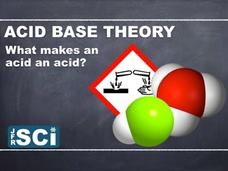Acid Base Theory: What Makes an Acid an Acid? Video