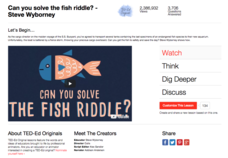 Can You Solve the Fish Riddle? Video