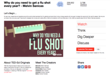 Why Do You Need to Get a Flu Shot Every Year? Video