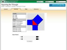 Squaring the Triangle Interactive