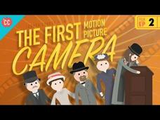 The First Movie Camera Video