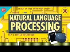 Natural Language Processing: Crash Course Computer Science #36 Video