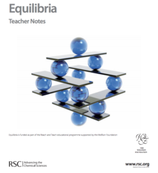 Equilibria—Gifted and Talented Chemistry Unit