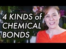 Ionic and Covalent Bonds and Hydrogen Bonds Video