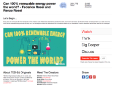 Can 100% Renewable Energy Power the World? Video