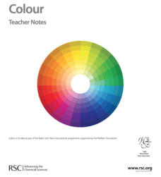 Colour—Gifted and Talented Chemistry Unit