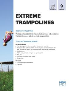 Extreme Trampolines Activities & Project