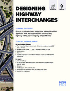 Designing Highway Interchanges Activities & Project