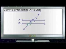 Corresponding Angles: Lesson Video