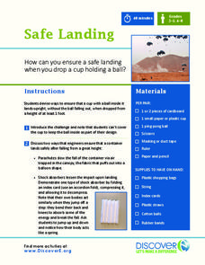 Safe Landing Activities & Project