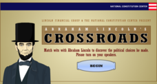 Abraham Lincoln's Crossroads Interactive