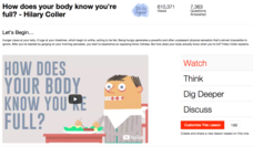 How Does Your Body Know You're Full? Video