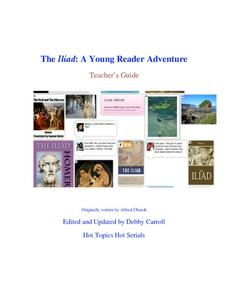 The Iliad: A Young Reader Adventure Lesson Plan