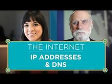 The Internet: IP Addresses and DNS Video