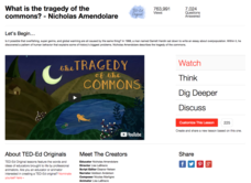 What Is the Tragedy of the Commons? Video