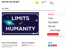 How Far Can We Go? Limits of Humanity. Video
