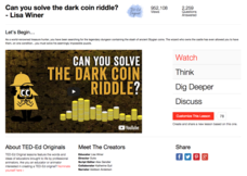 Can You Solve the Dark Coin Riddle? Video
