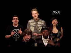 Evolution of Music - Pentatonix Video