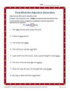 Adding a Subject and Predicate Worksheet | Englishlinx.com Board ...