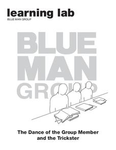 Blue Man Group Learning Lab Unit