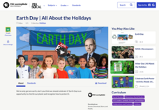 Earth Day | All About the Holidays Video