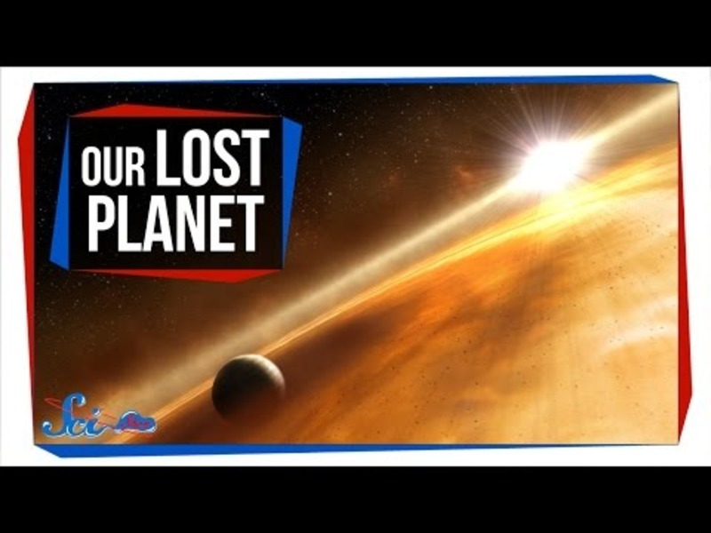 Did a Planet Escape the Solar System? Video