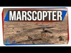 NASA Might Send a Helicopter to Mars Video