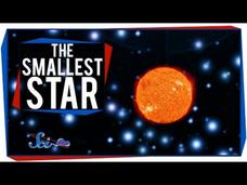 The Smallest Star in the Universe Video