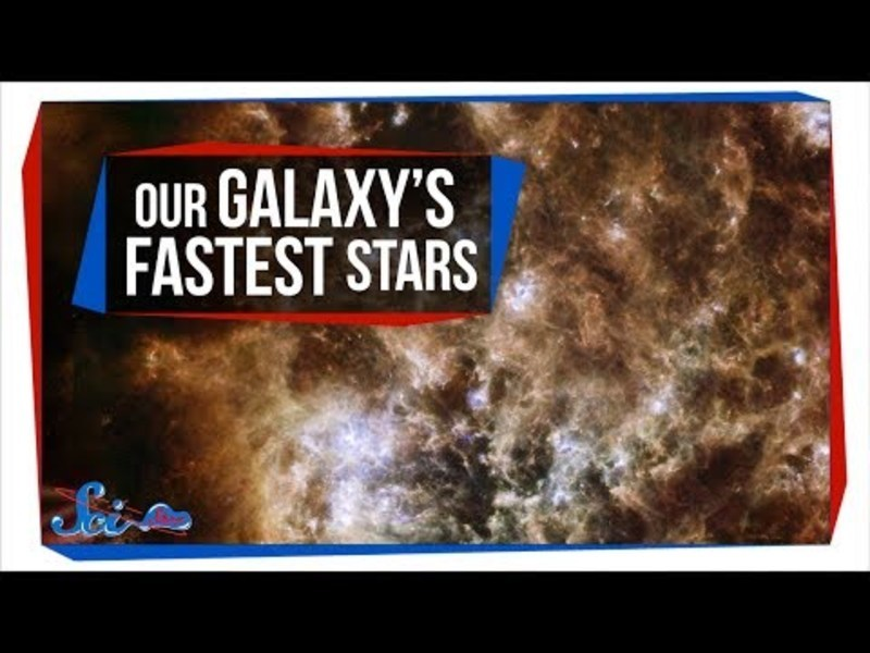 The Mysterious Origins of Our Galaxy's Fastest Stars Video