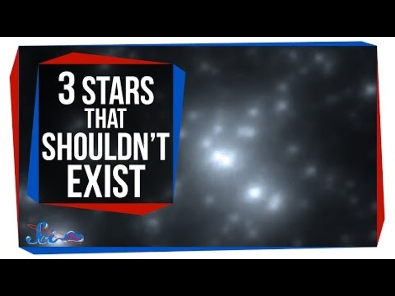3 Stars That Shouldn't Exist Video