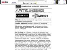 Go Fish Lesson Plan