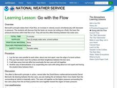 Go with the Flow Lesson Plan