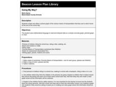 Going My Way? Lesson Plan