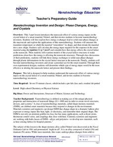Nanotechnology Lesson Plans & Worksheets | Lesson Planet
