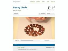 Penny Circle Activities & Project