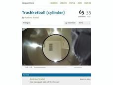 Trashketball Activities & Project