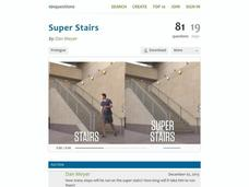 Super Stairs Activities & Project