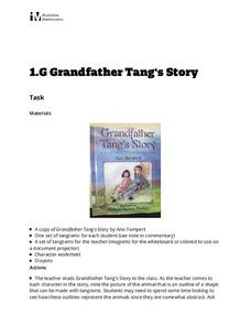 Grandfather Tang's Story Activities & Project