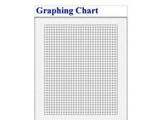 Graphing Chart Worksheet