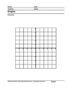 Graphs Lesson Plan