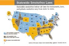 Statewide Smokefree Laws Graphics & Image