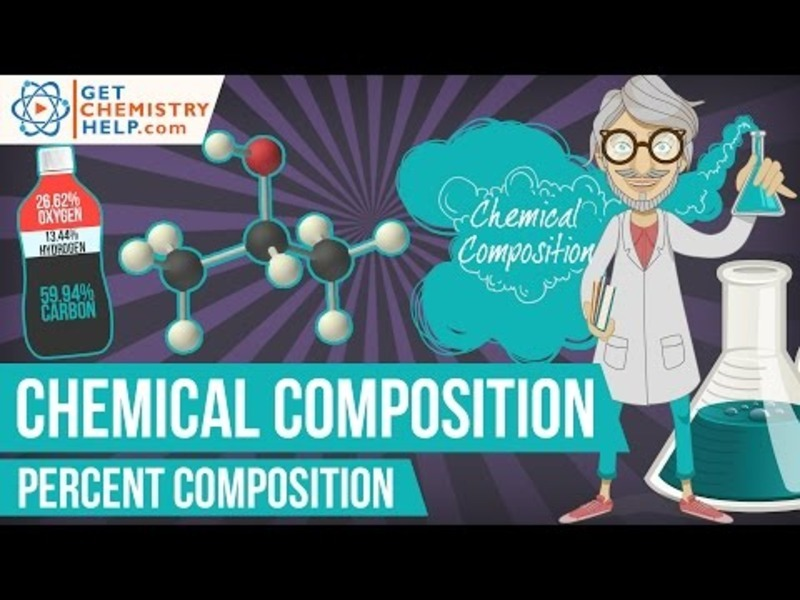 Chemistry Lesson: Percent Composition Video