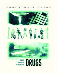 The Truth About Drugs Unit
