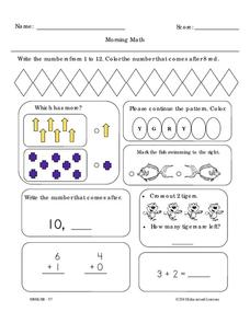 Tiger Math Lesson Plans & Worksheets Reviewed by Teachers