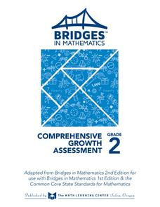 Grade 2 Comprehensive Growth Assessment Assessment