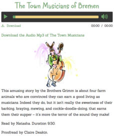 The Town Musicians of Bremen Audio