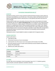 Dna And Rna Lesson Plans Worksheets Lesson Planet